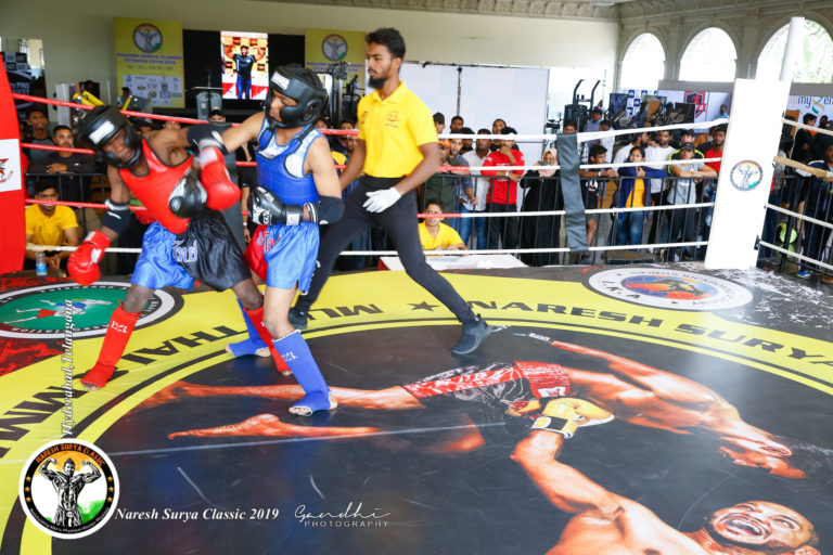 mauthay championship at naresh surya classic fitness expo 2020